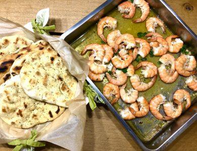 Garnelen vom Grill – Mediterranes Rezept