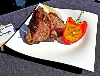 Beef Ribs – Shortribs – Rinderrippen aus dem Backofen oder Grill