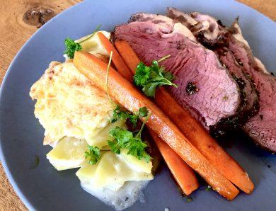 Roastbeef Rezept – zart und saftig