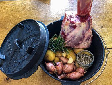 Beef-Hammer – als Schmorgericht