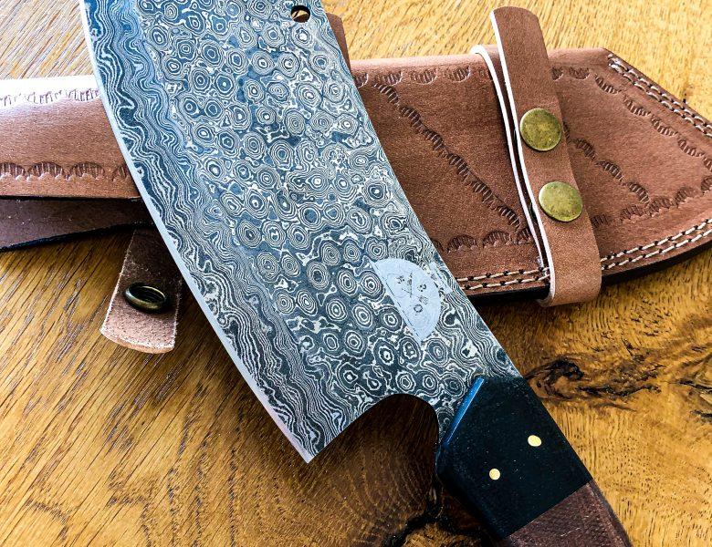 Damast-Messer – perfekter Küchenhelfer